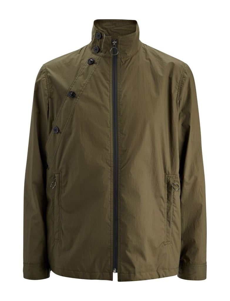 Parachute Cotton Carlton Jacket in Khaki
