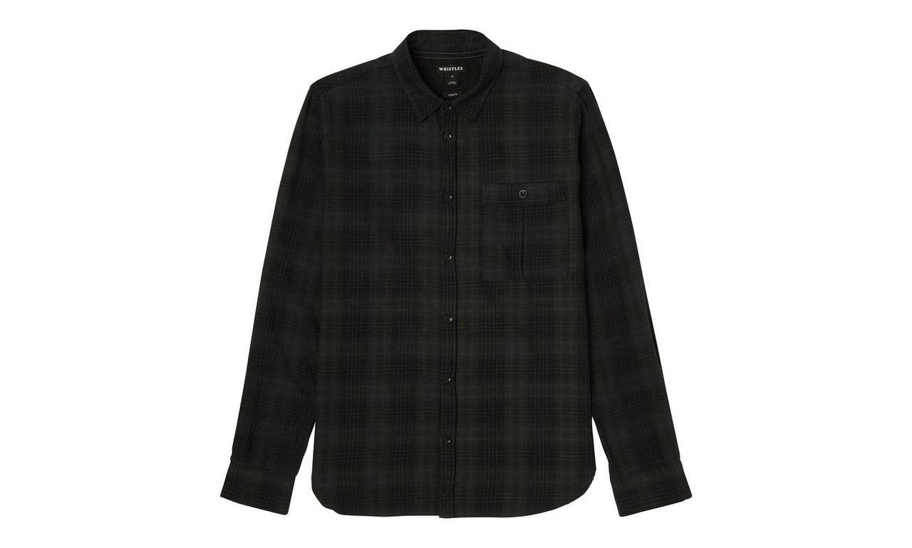 Overdye Check Shirt