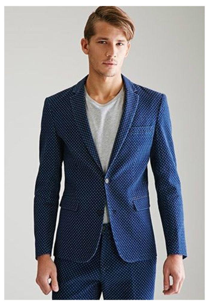 Pin Dot Suit Jacket