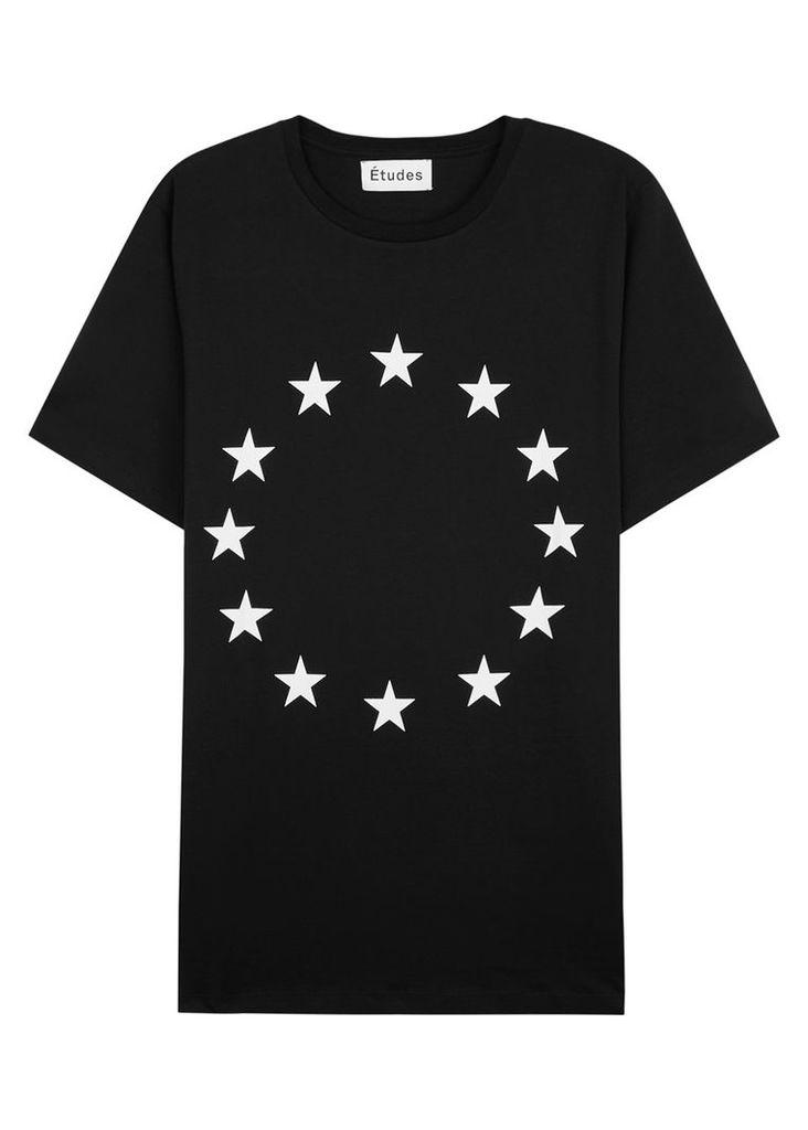 Europa printed cotton T-shirt