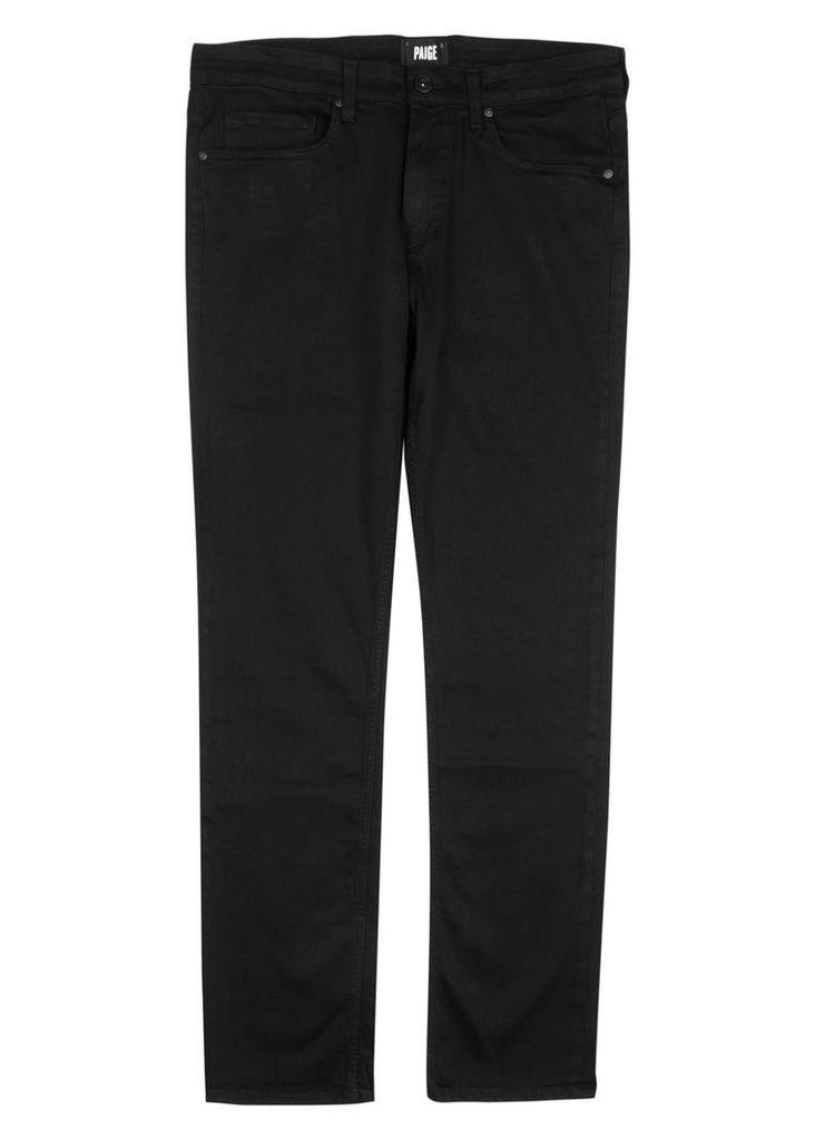 Federal black Transcend straight-leg jeans