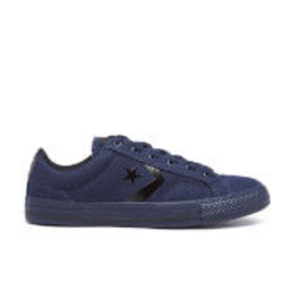 Converse Men's CONS Star Player Canvas Trainers - Obsidian - UK 8