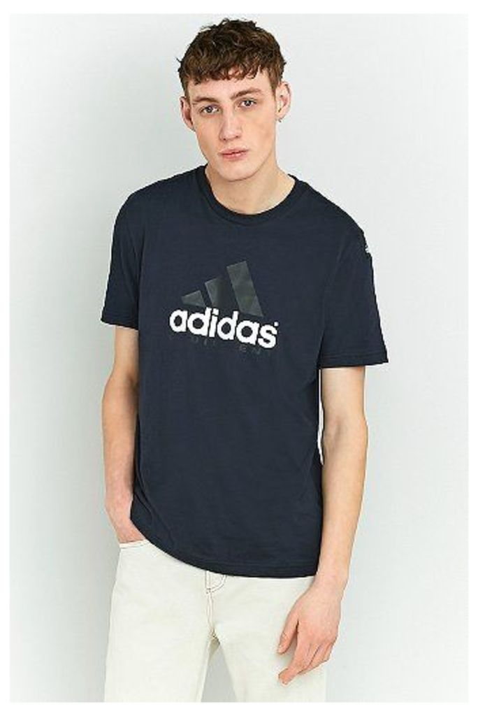 adidas EQT Navy T-shirt, Navy