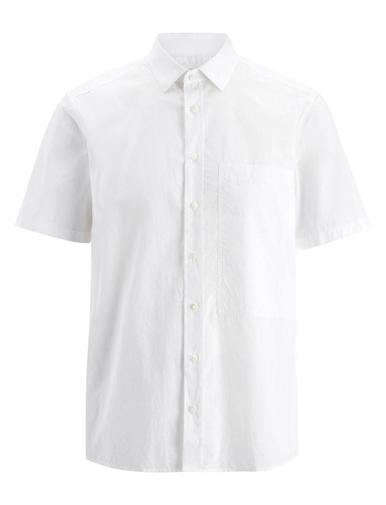 Parachute Poplin Deal Shirts in White