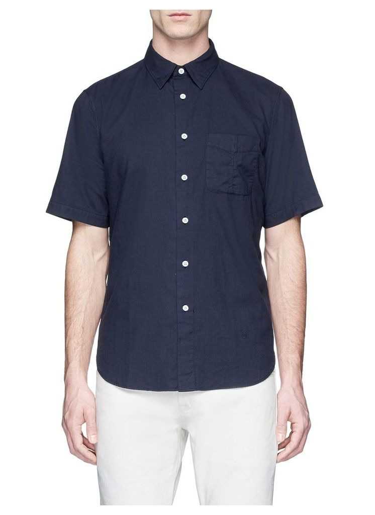 'Standard Issue' short sleeve beach shirt