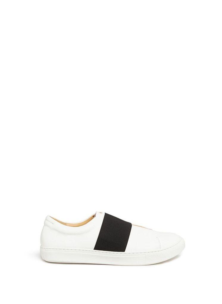 'Hudson' elastic band slip-on sneakers