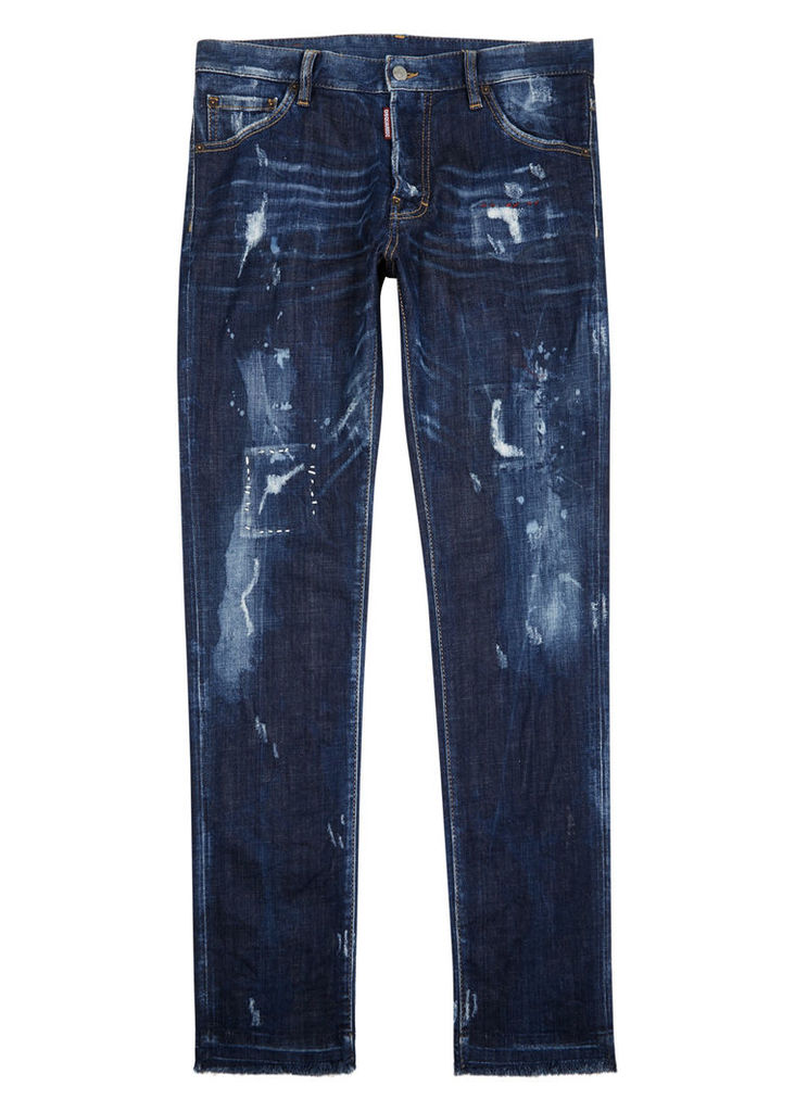 Cool Guy distressed skinny jeans