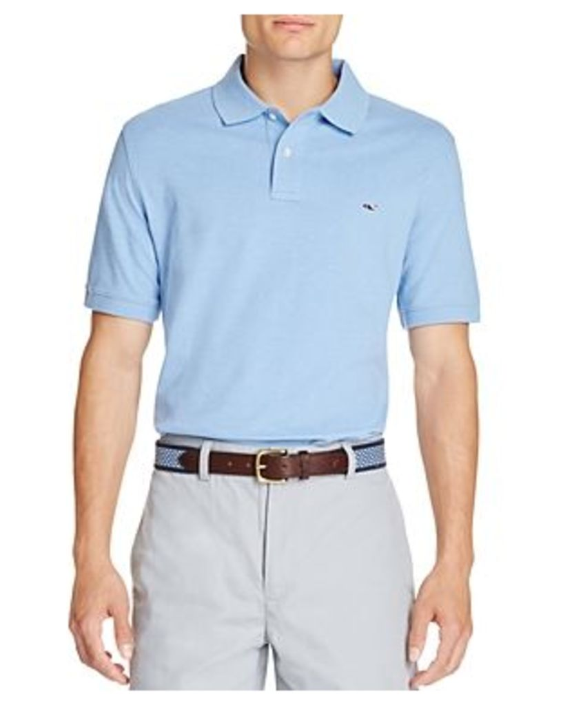 Vineyard Vines Pique Slim Fit Polo Shirt