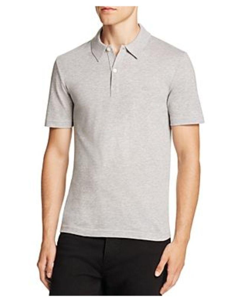 Lacoste Mercerized Cotton Slim Fit Polo Shirt