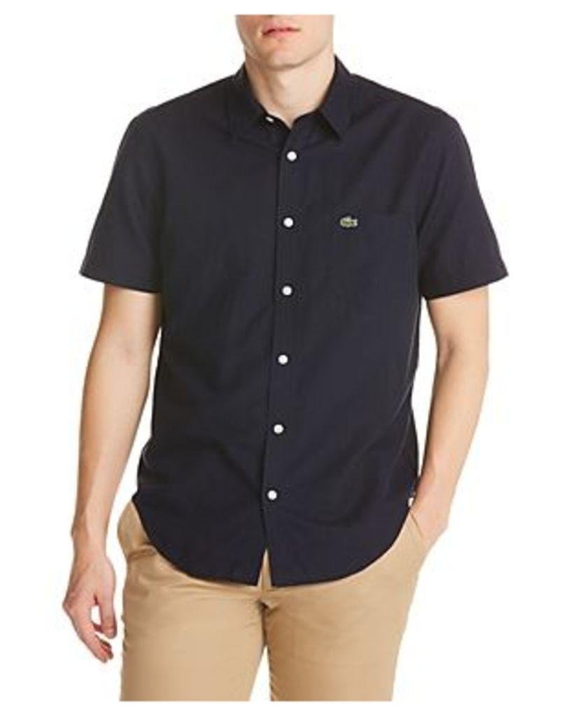 Lacoste Regular Fit Button-Down Shirt