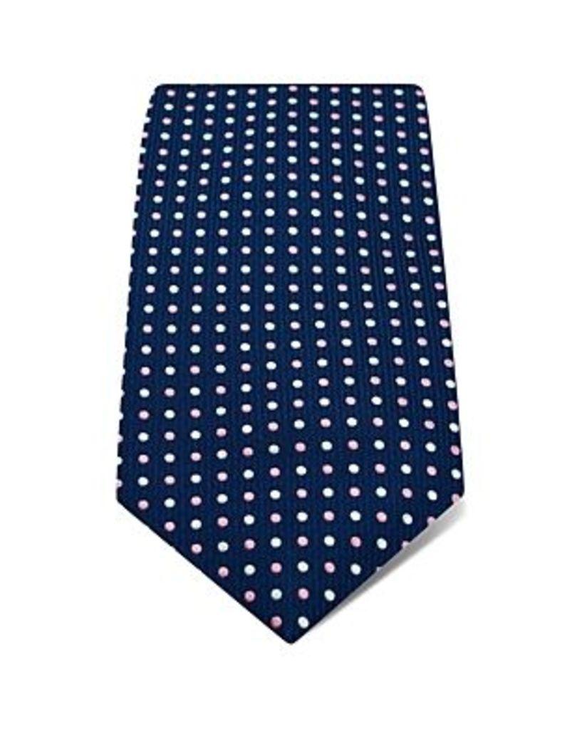 Hilditch & Key Small Alternating Dots Classic Tie