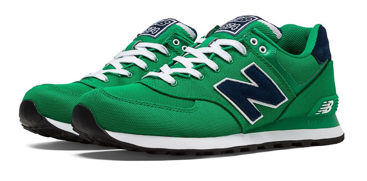 New Balance 574 Pique Polo Pack Men's Classic 574 ML574POG