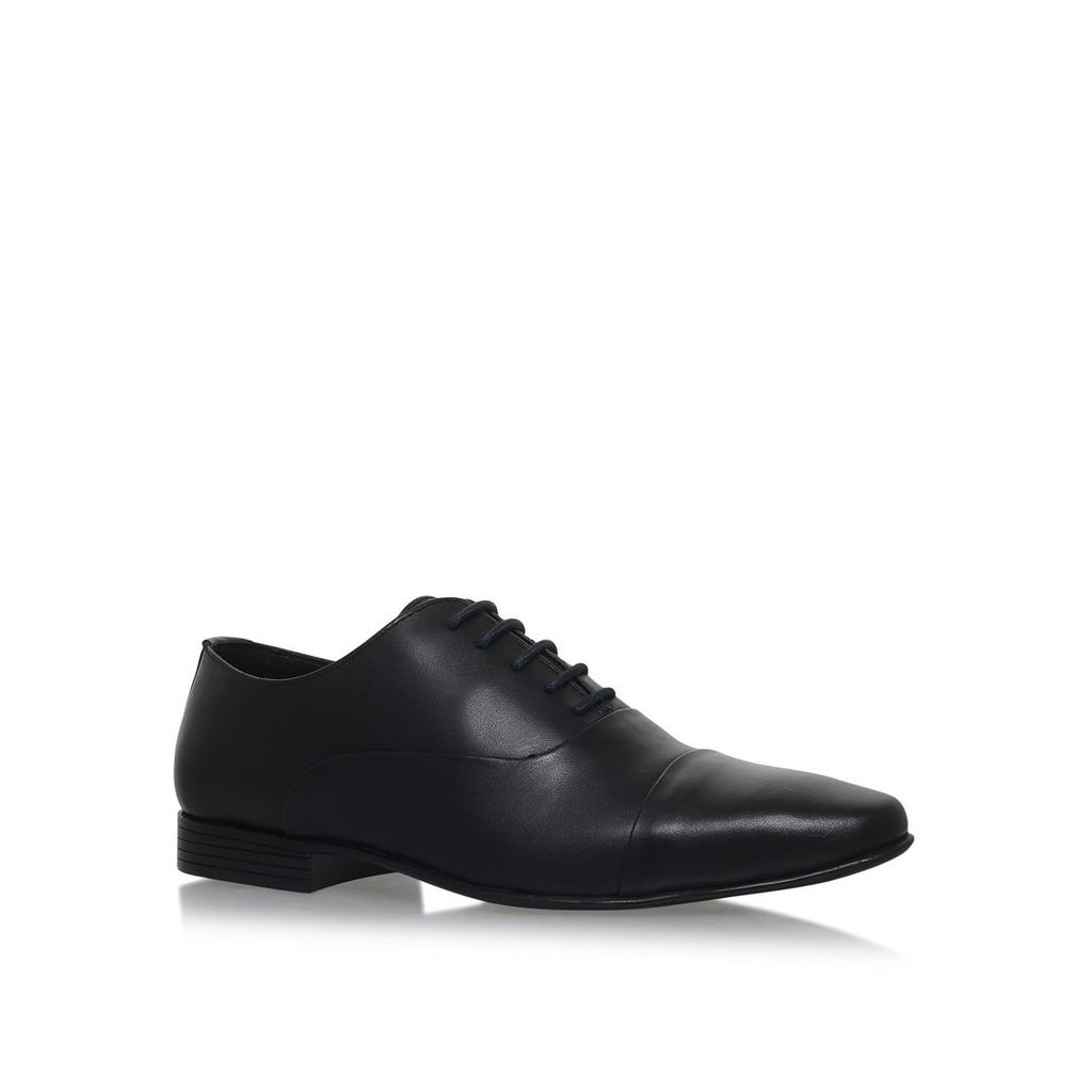 KG Kenwall flat lace up shoes, Black
