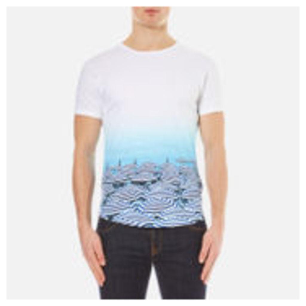 Orlebar Brown Men's Photographic Ob T-Shirt - Parasol Paradise - XL