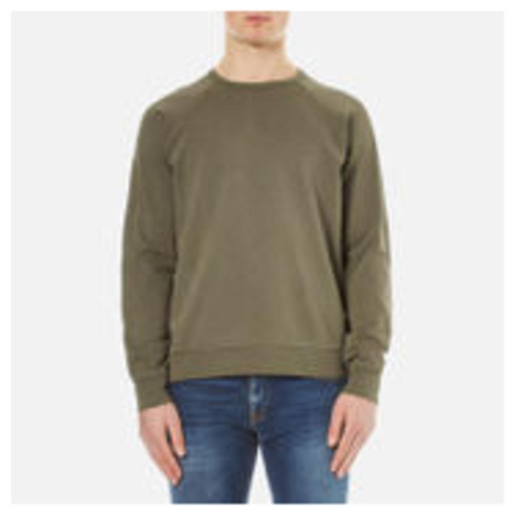 YMC Men's Almost Grown Sweatshirt - Olive - XL