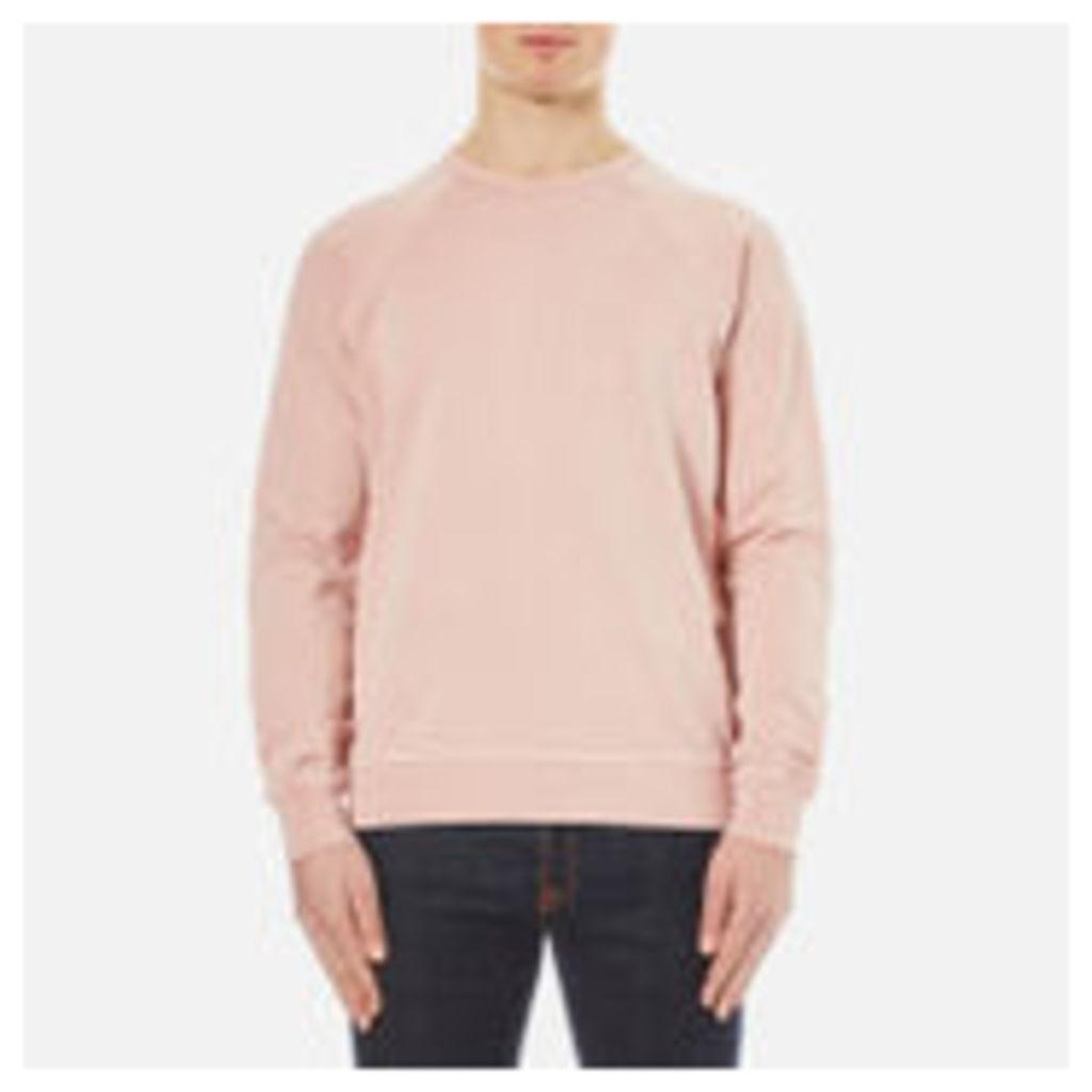 YMC Men's Almost Grown Sweatshirt - Pink - XL