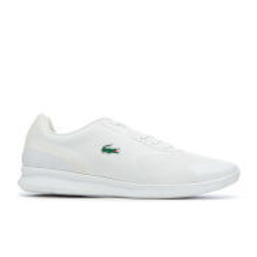 Lacoste Men's LTR.01 316 1 Tennis Trainers - White - UK 11