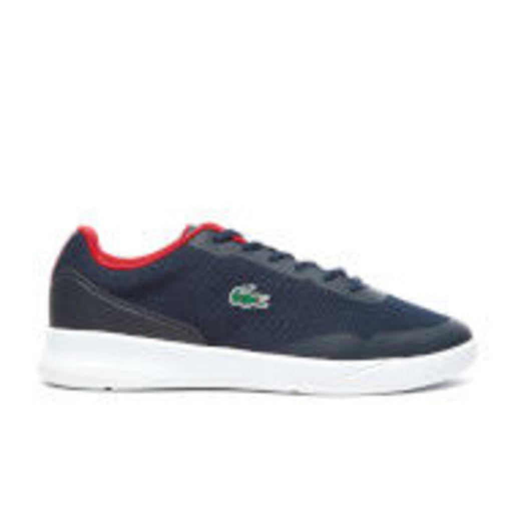 Lacoste Men's LT Spirit 117 1 Tennis Pro Trainers - Navy - UK 11