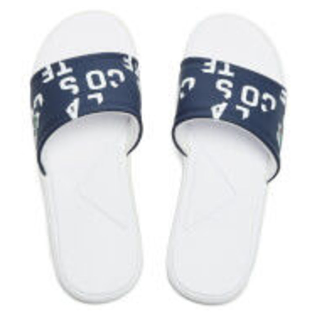 Lacoste Men's L.30 Slide 117 2 Slide Sandals - Navy - UK 10