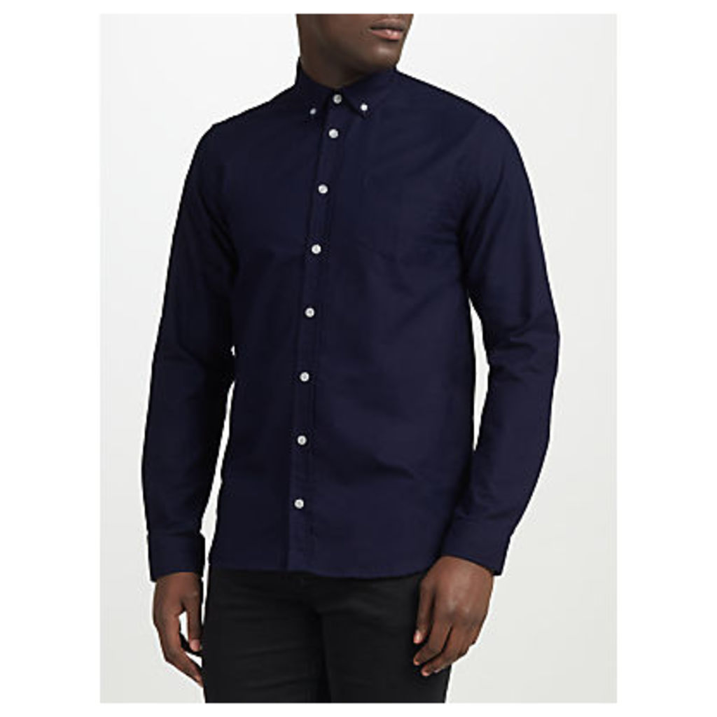 Libertine-Libertine Hunter Long Sleeve Oxford Shirt