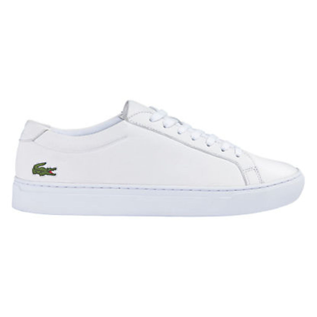 Lacoste L12.12 Leather Trainers