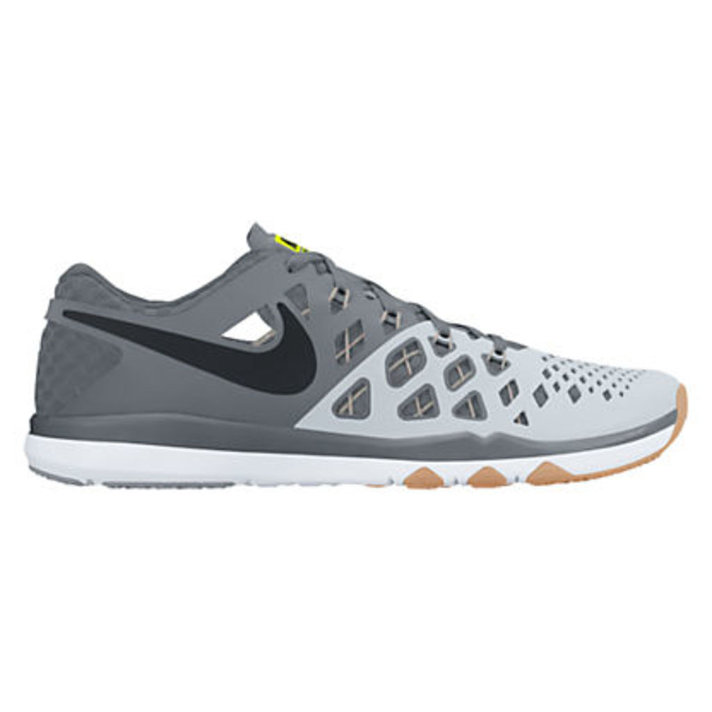 Nike Train Speed 4 Men's Cross Trainers, Pure Platinum/Cool Grey