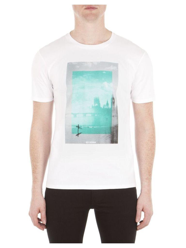 London Surfing T-Shirt XXS A47 Bright White