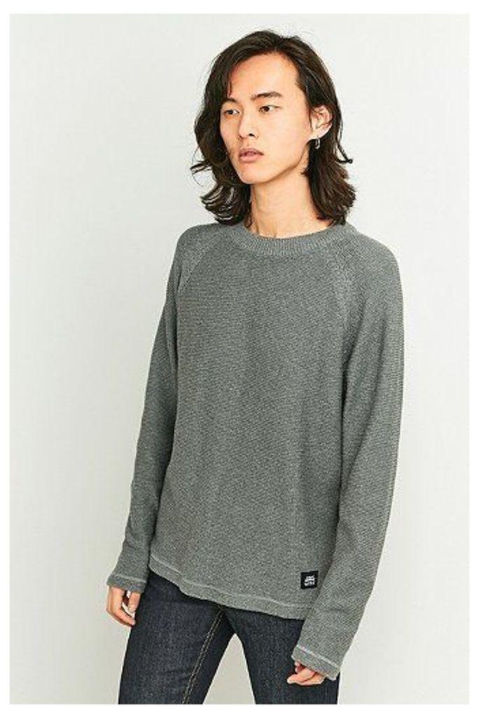 Cheap Monday Jab Grey Knit Jumper, Grey
