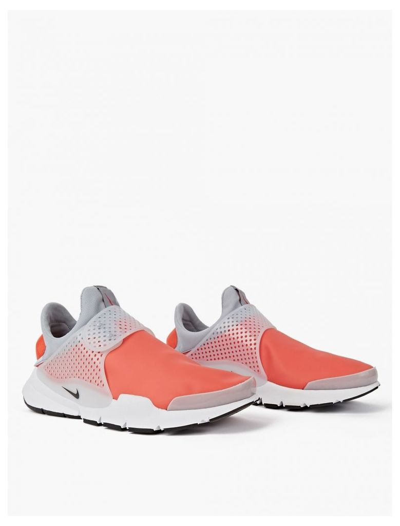 Orange Sock Dart SE Sneakers