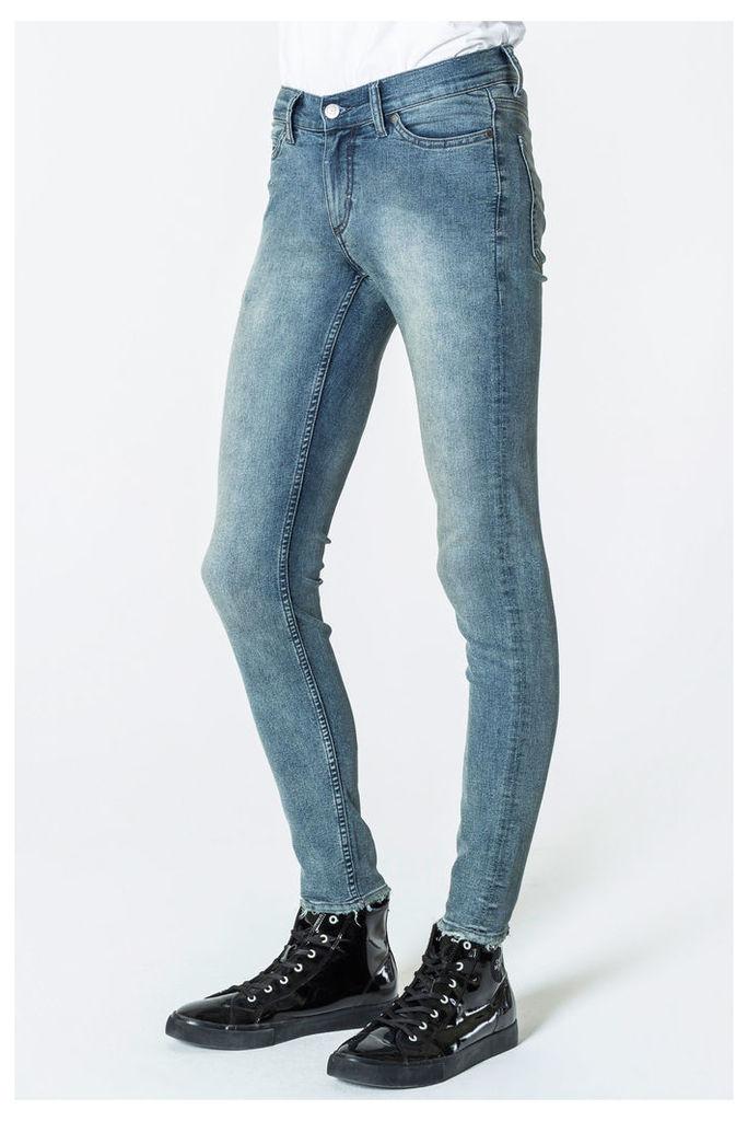 Him Spray Daze Blue Jeans
