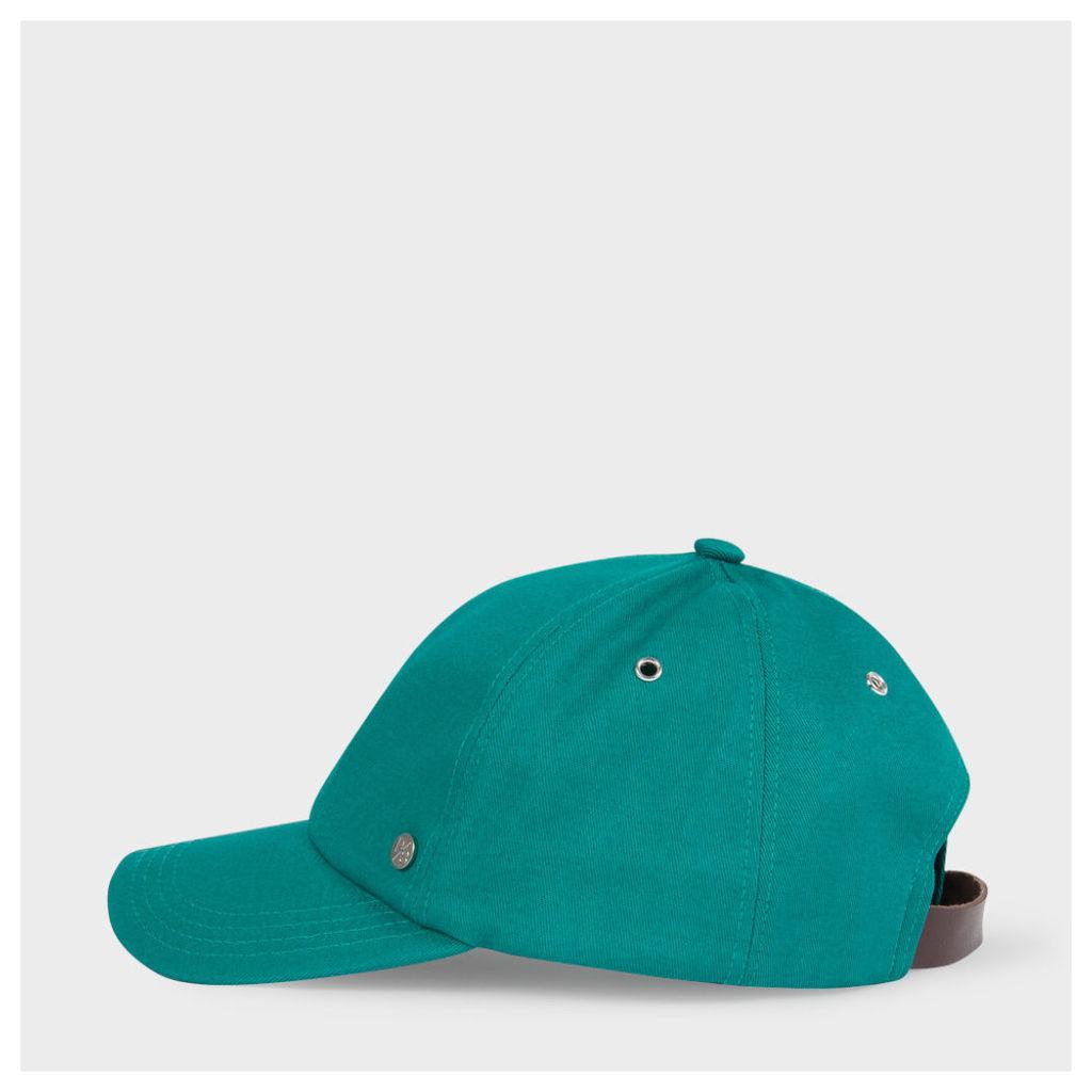 Men's Green Baseball Cap