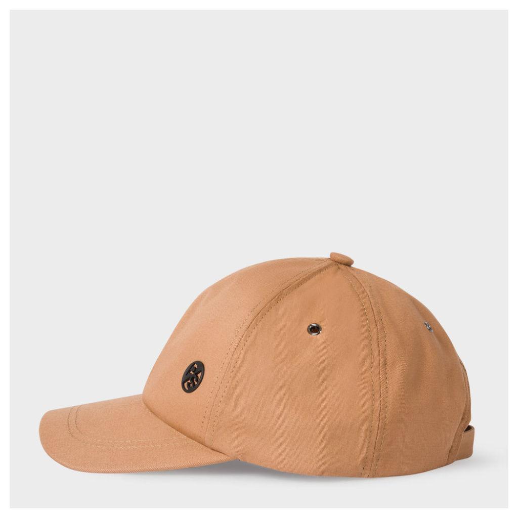 Men's Tan Baseball Cap