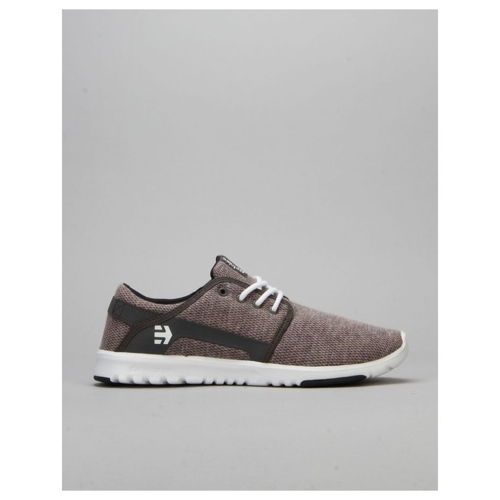 Etnies Scout Shoes - Grey/White/Navy (UK 6)