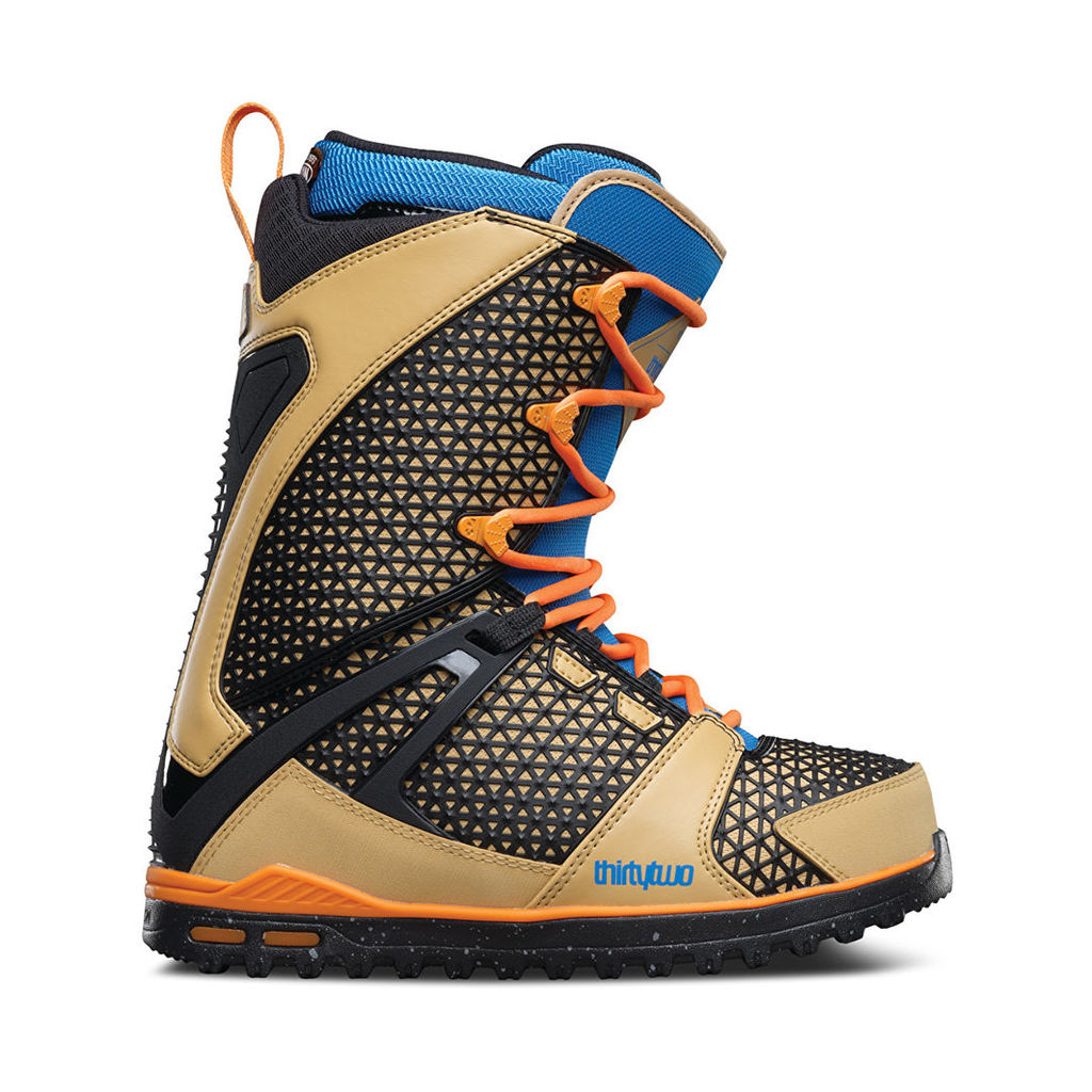 Thirty Two Scott Stevens TM-Two 2017 Snowboard Boots - Tan (UK 9)