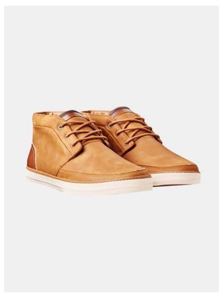 Mens Tan Chukka Boots, Brown