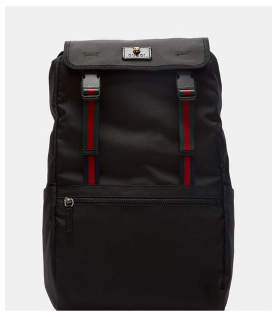 Zaino Technical Canvas Backpack