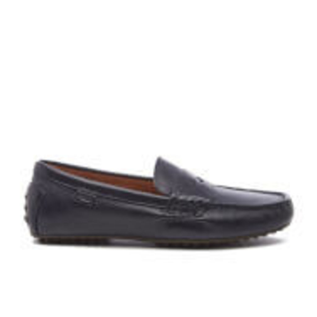 Polo Ralph Lauren Men's Wes-E Driving Shoes - Newport Navy - UK 9