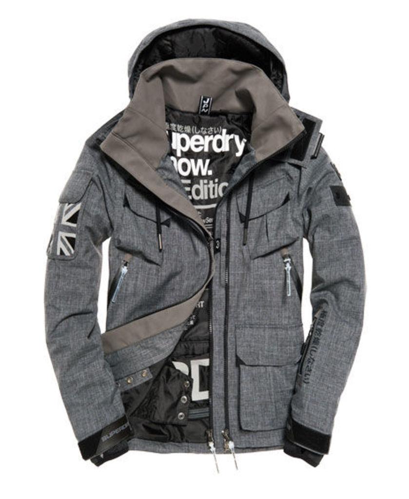 Superdry Ultimate Snow Service Ski Jacket