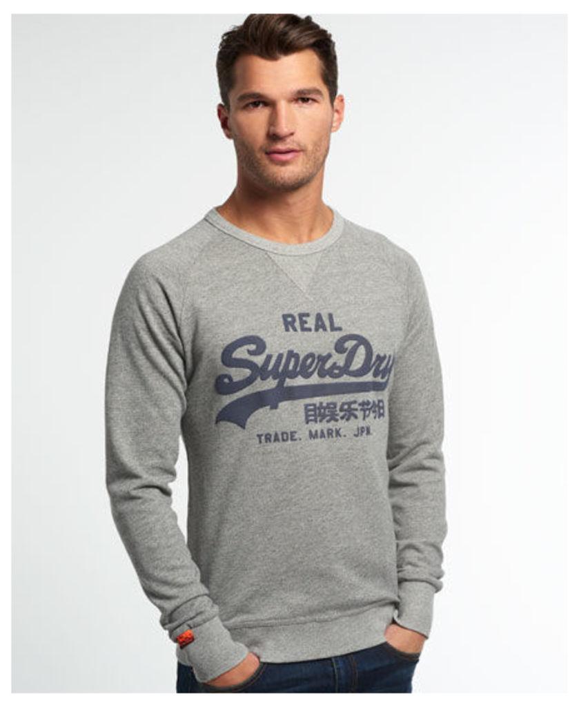 Superdry Vintage Logo Lite Crew Sweatshirt