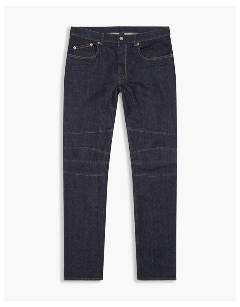Belstaff Westham Tapered Trousers Indigo