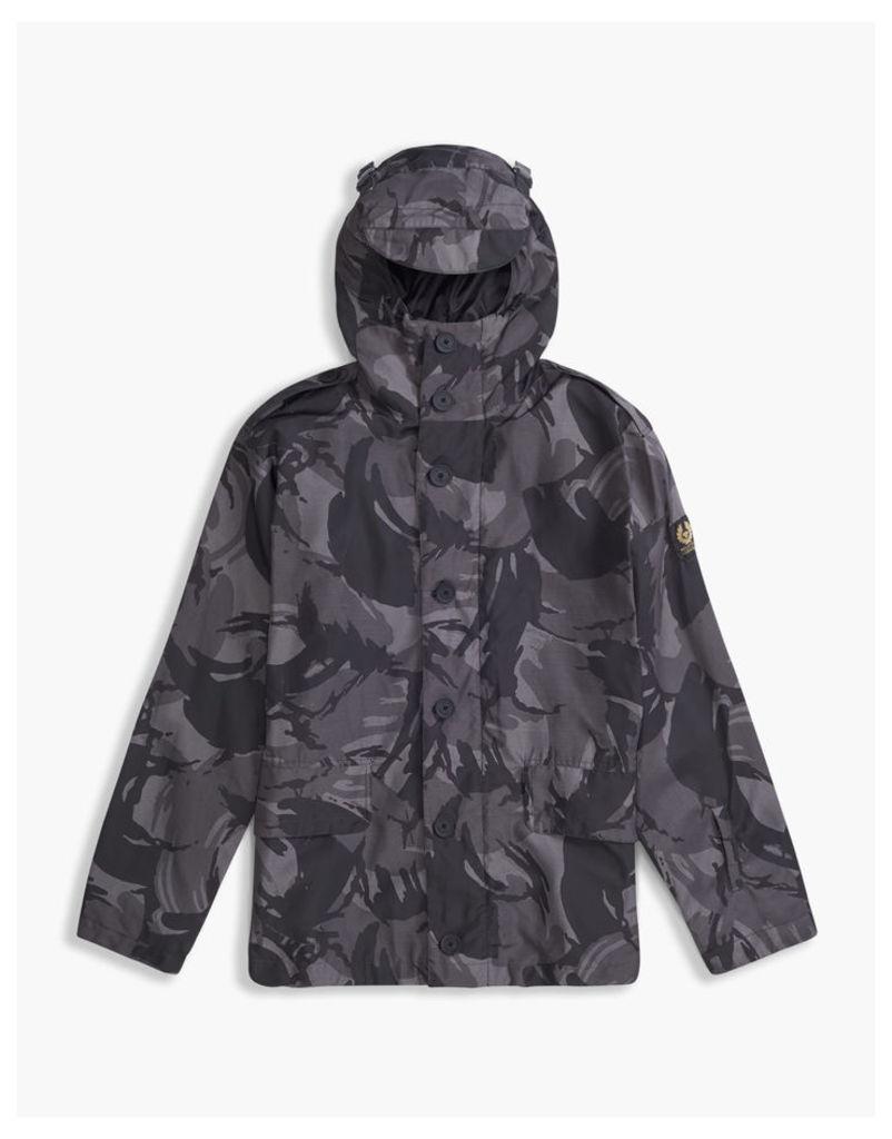 Belstaff Sophnet Westbury Parka Jacket Grey