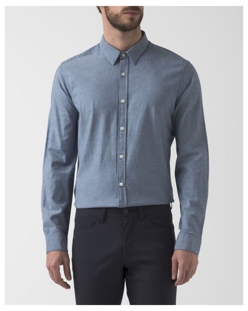 Blue Chambray Zack Shirt