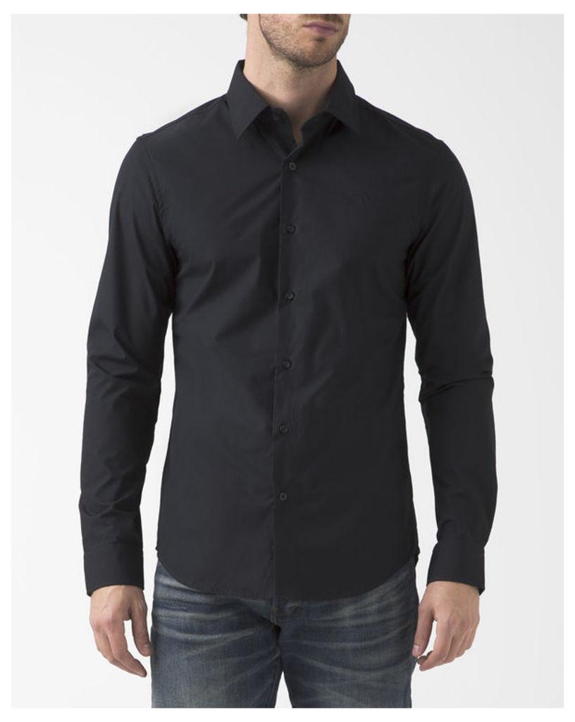 Black Slimfit Core Shirt
