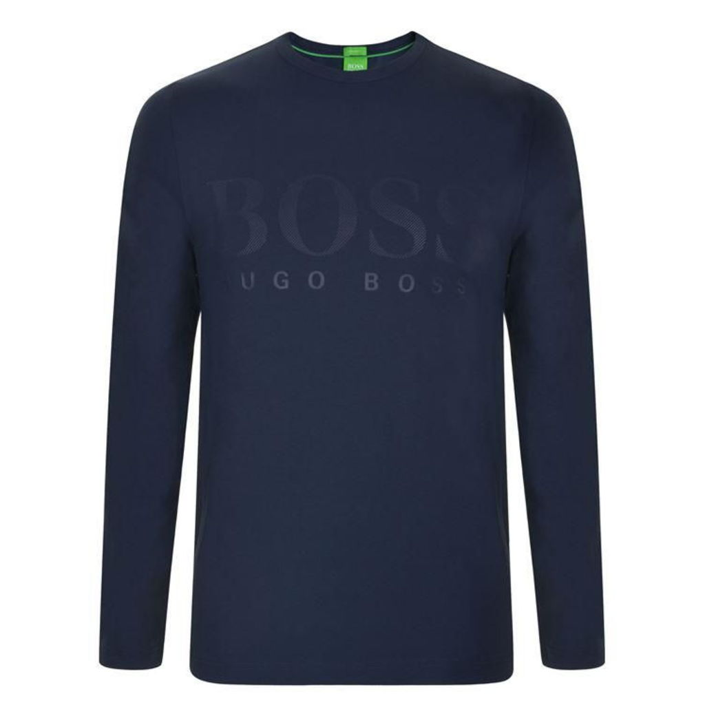 BOSS GREEN Togn Long Sleeved T Shirt