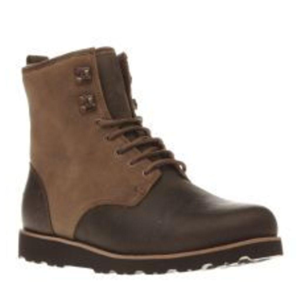 Ugg Australia Brown Hannen Tl Boots