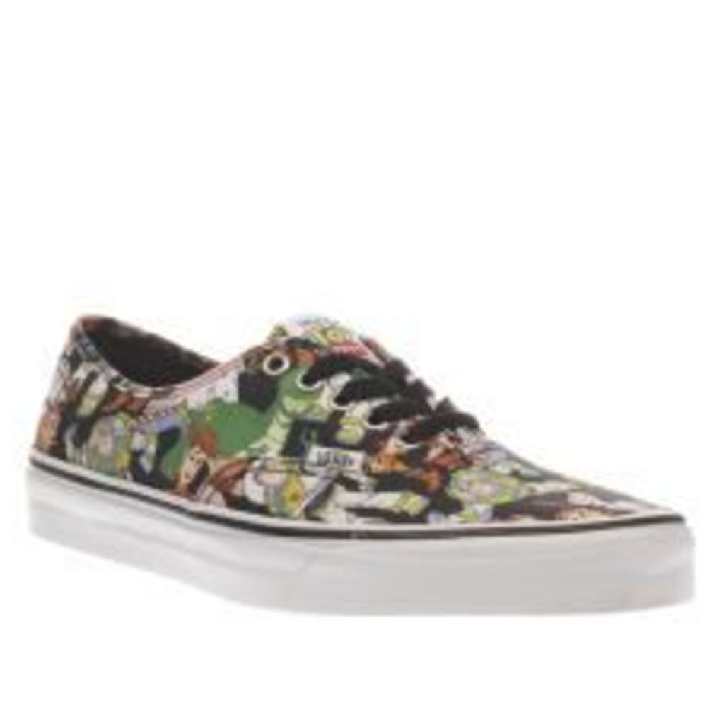 Vans Multi Authentic Toy Story Trainers