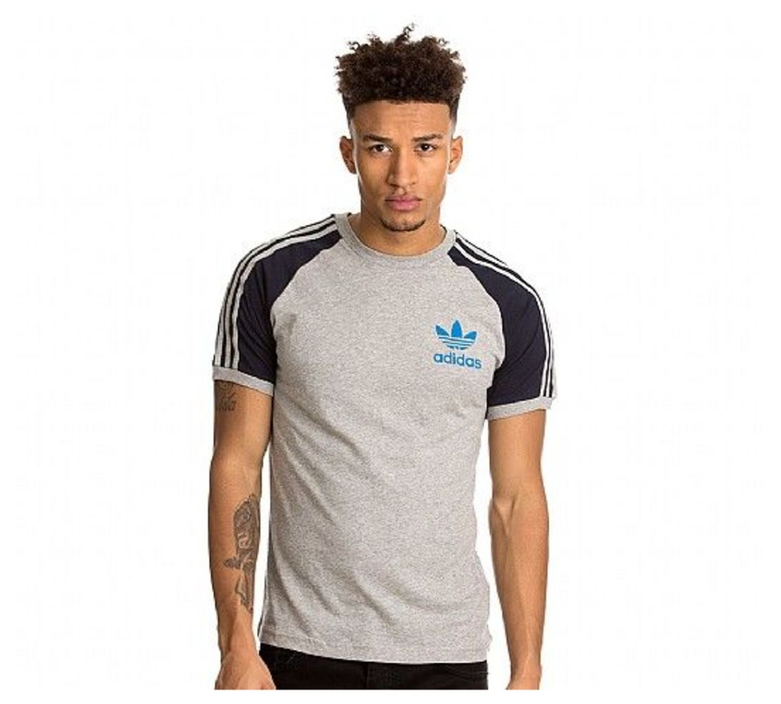 California Raglan T-Shirt