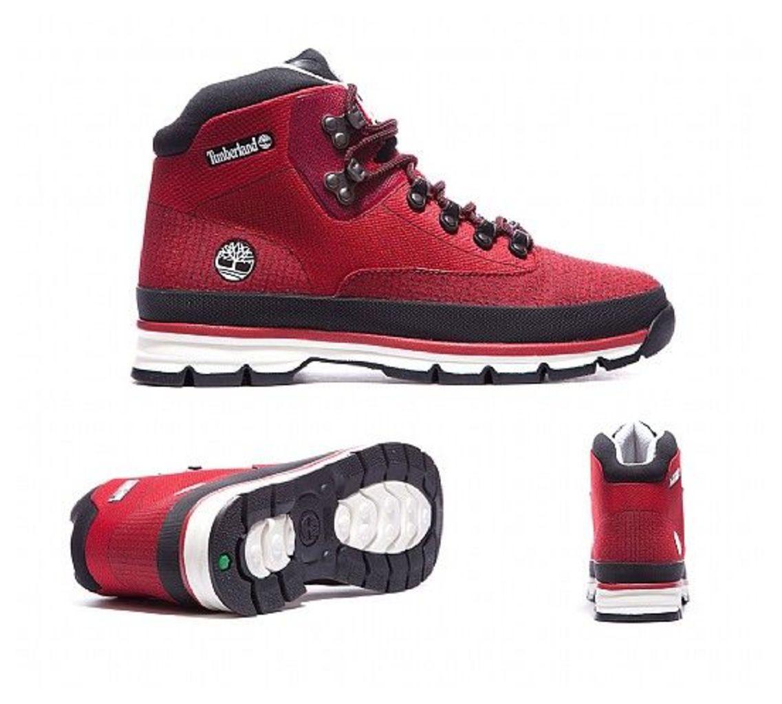 Euro Hiker Jacquard Boot