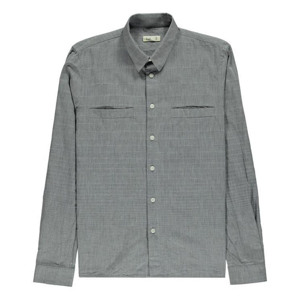 FOLK Straight Hem Shirt