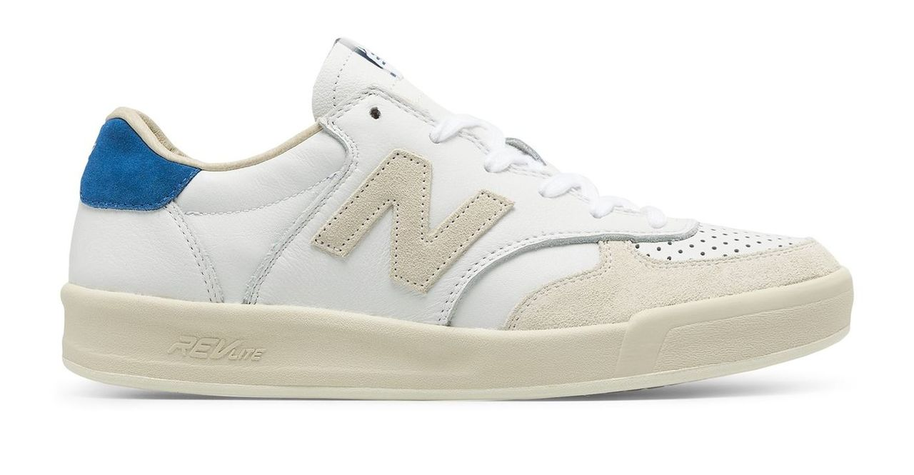 New Balance 300 Leather Men's Footwear Outlet CRT300WL